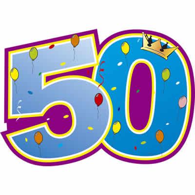 wer wird heute 50